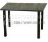 П-Стол 1150*720*100 цвет черный мрамор